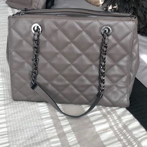 Grey Also shoulder bag